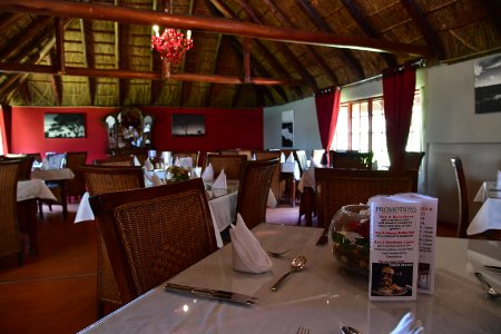 Restaurant - Bentley's Country Lodge